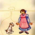 Dorothy and Toto (Copyright © 2005 Ashley D. Hairston)
