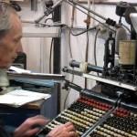 The Monotype Machine, M & H Type