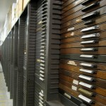 Cases and cases of type! Arion Press