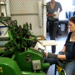 The sewing machine, Arion Press