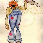The Scarecrow (Copyright © 2005 Ashley D. Hairston)