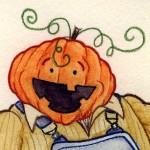 The Scarecrow (detail) (Copyright © 2005 Ashley D. Hairston)