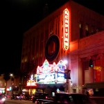 El Capitan Theatre, Hollywood, California (Copyright © 2011 Ashley D. Hairston)