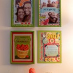 Framed Postcard Set + Calendar (and Toys) (Copyright © 2011 Ashley D. Hairston)