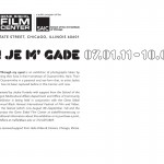 Nan Je M' Gade Postcard (back) (Copyright © 2011 Ashley D. Hairston)